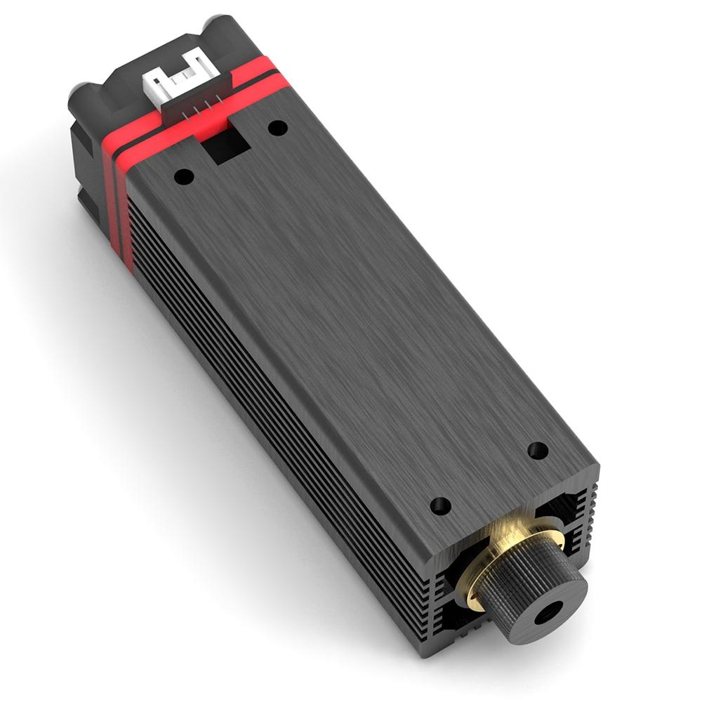 3500mw 20w 405nm luz violeta cabeça do laser para master series diy escultura gravura máquina gravador acessório
