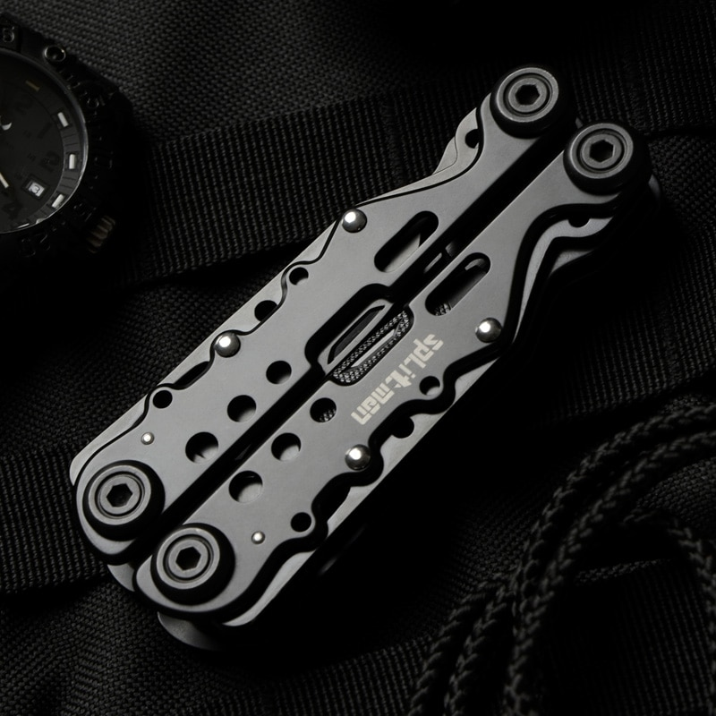 Tactical Multi Tool Folding Knife Plier Outdoor Survival Knife Tools Plier Camping Fishing Multitools EDC Kit splitman brand new multi tool folding knife plier multitools multifunctional edc tools outdoor camping survival scissors