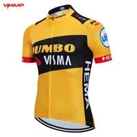 2021 new jumbo visma cycling pro team jersey bike short sleeve men summer bicycle maillot clothing ropa ciclismo hombre invierno