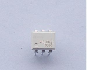 10PCS MOC3042 DIP DIP6 fotoacoplador novo original