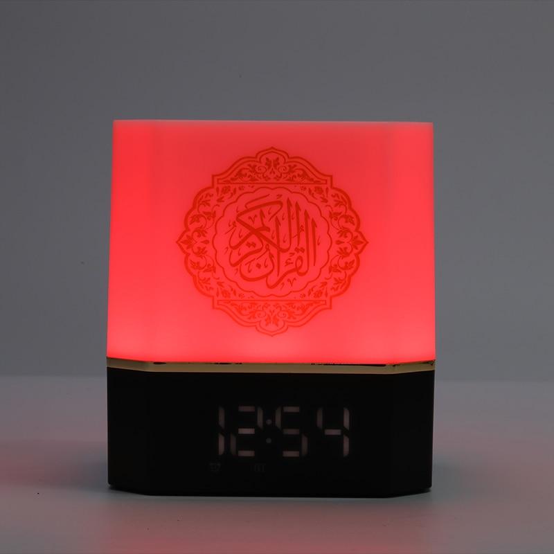 Bluetooth Wireless Speaker Quran Speaker Soundbar Night Light Quran Lamp Muslim Gift Coran Player Wireless Speaker Sound Box enlarge