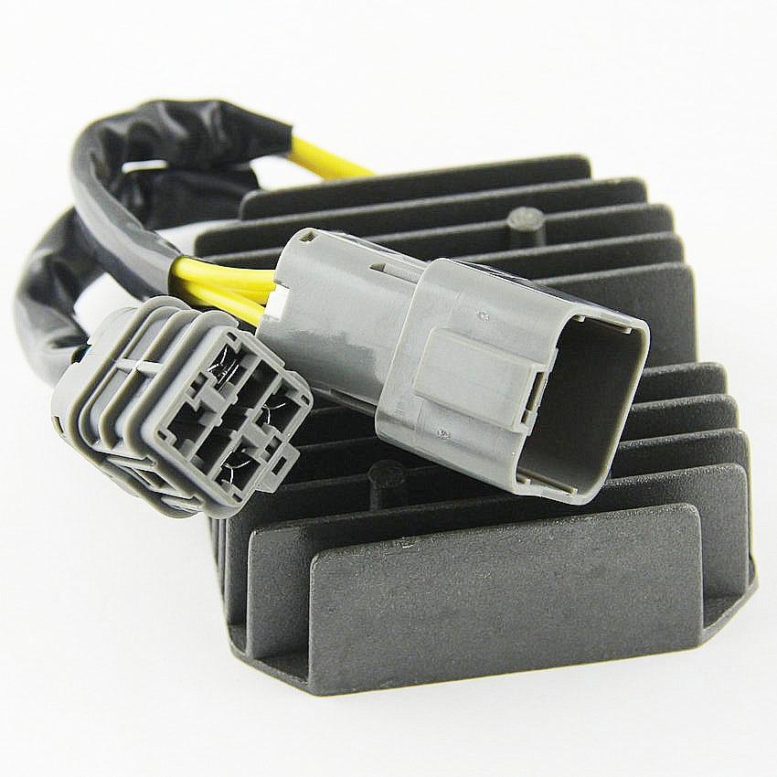 Retificador regulador de tensão da motocicleta para kymco 31600-ldb5-e00 mxu uxc uxv 500 250 150 300 250 can-am ds 250 31600ldb5e00
