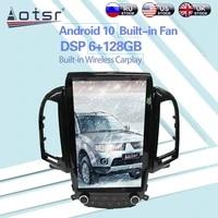 6128gb for hyundai santa fe 2006 2012 android10 tesla car radio wireless carplay gps navigation dsp multimedia player