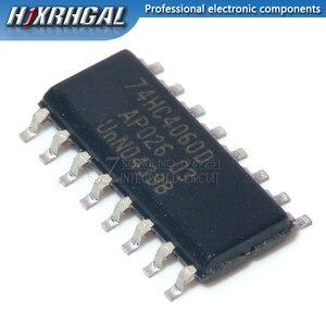 1 шт. 74HC4060D 74HC4060 SOP14 SOP SN74HC4060DR SM