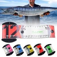 135cm waterproof fish ruler felxible measuring tape portable fishing tape pvc ruler accurate measurement fishing tackle
