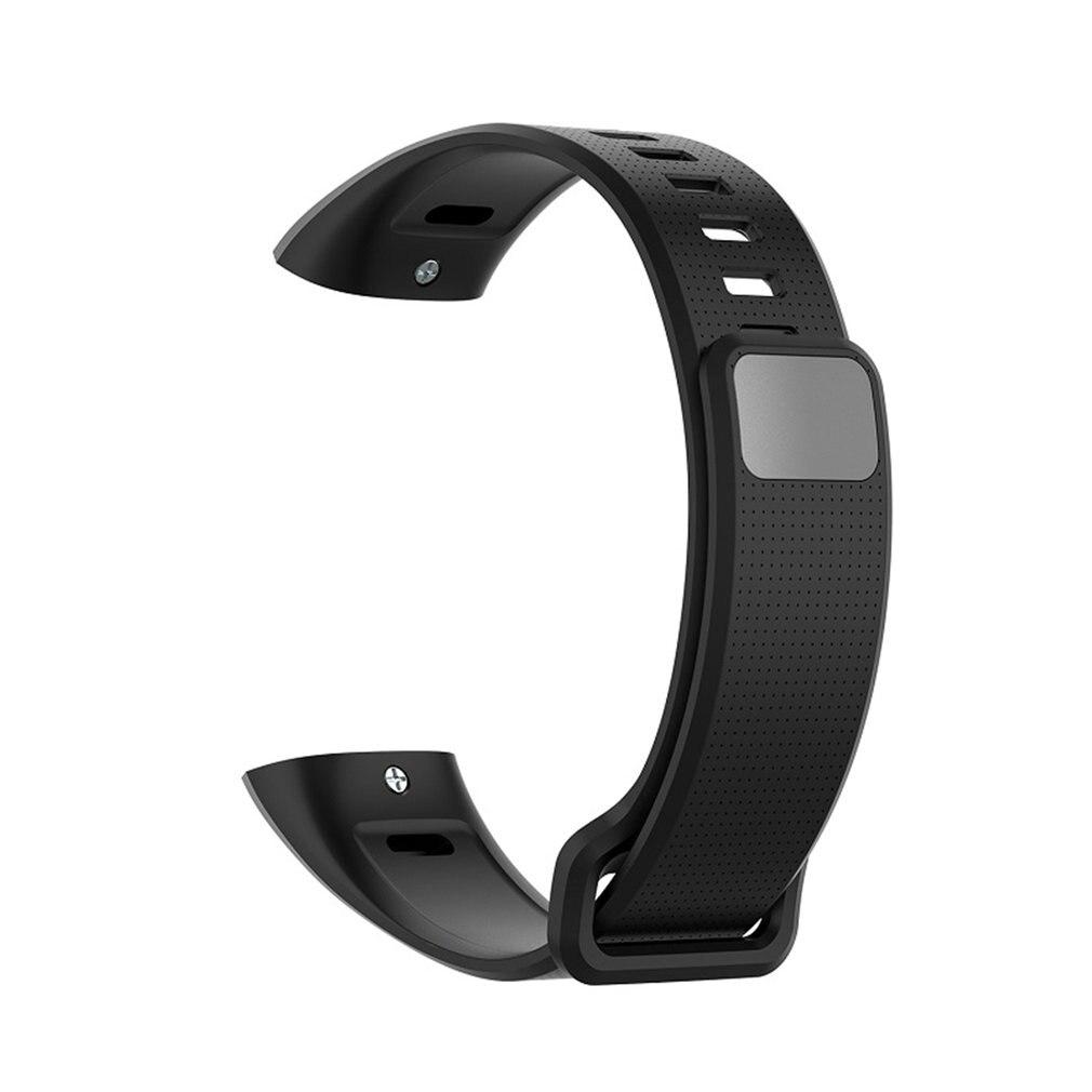Correa de muñeca de silicona para Huawei Band 2 Pro B19 B29 correa de pulsera de TPU para Honor Band2/Band2 Pro correas de reloj