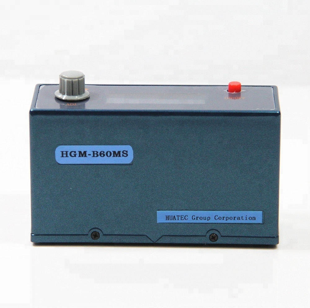 HUATEC 2021 ISO2813, High Quality Mutil-functional Electrical Marble Gloss Meter HGM-B60 enlarge