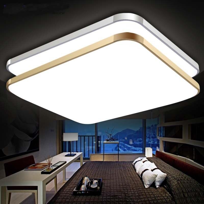 arte acrilico conduziu a luz de teto para casa sala de estar sala de estudo quarto