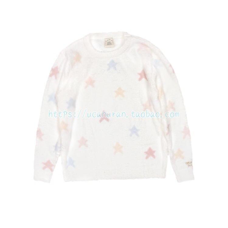 Japonés GP cinco estrellas suéter de invierno pijamas de mujer conjunto de pijamas ropa de dormir Pijama de traje de Pijama de mujer dormir conjunto de dos piezas