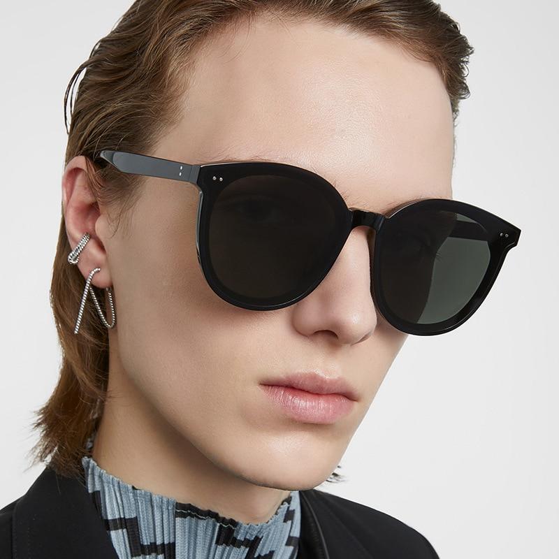 New Arrival 2021 Fashion Sunglasses Women Vintage Metal Mirror Classic Vintage Sun Glasses Female Oc