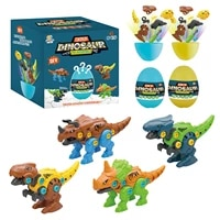 new dinosaur toys for 2 3 4 year old boys take apart building toy dinosaur toys set building model diy embly educational toys