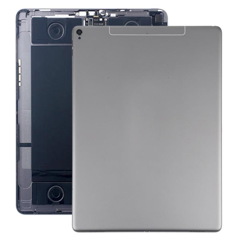 غطاء البطارية الخلفي الإسكان لباد برو 12.9 بوصة 2017 ، النسخة 4G أو نسخة واي فاي ، A1670 / A1671 / A1821