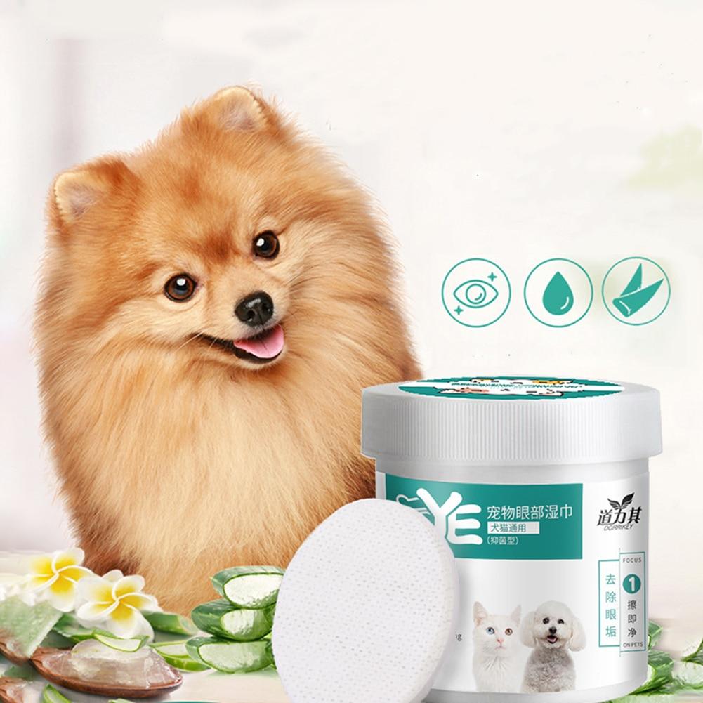Novi vlažni robčki za oko in hišne ljubljenčke za pse in mačke s - Izdelki za hišne ljubljenčke - Fotografija 3