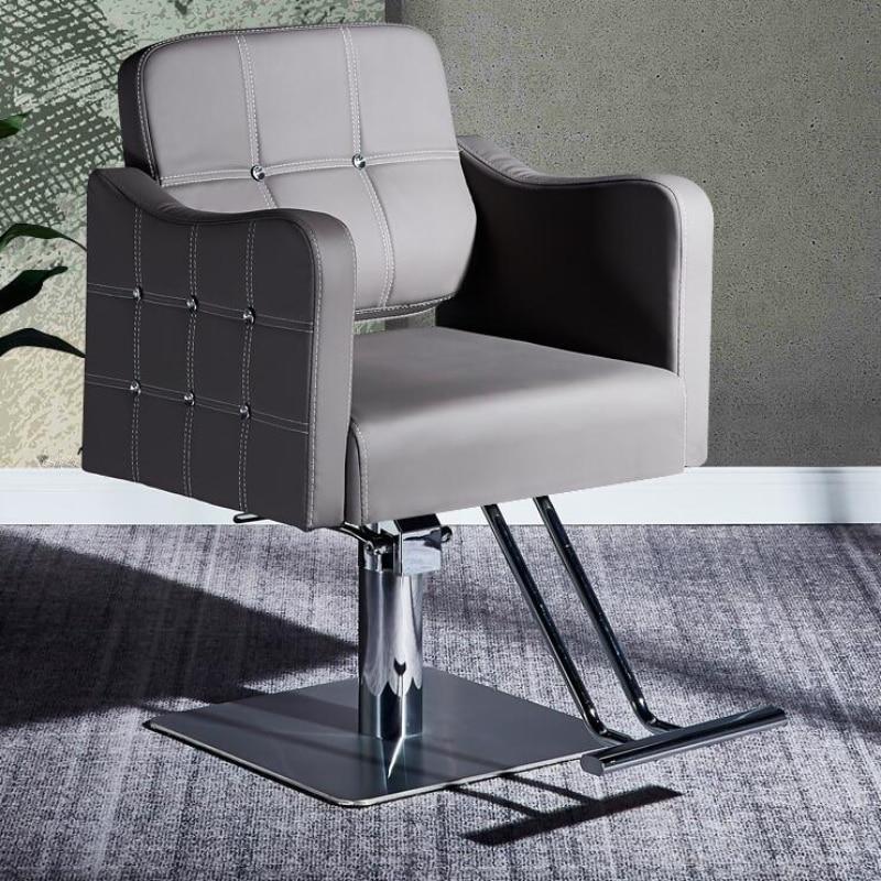 Se pueden levantar sillas de peluquería Sillas de peluquería para peluquero y...
