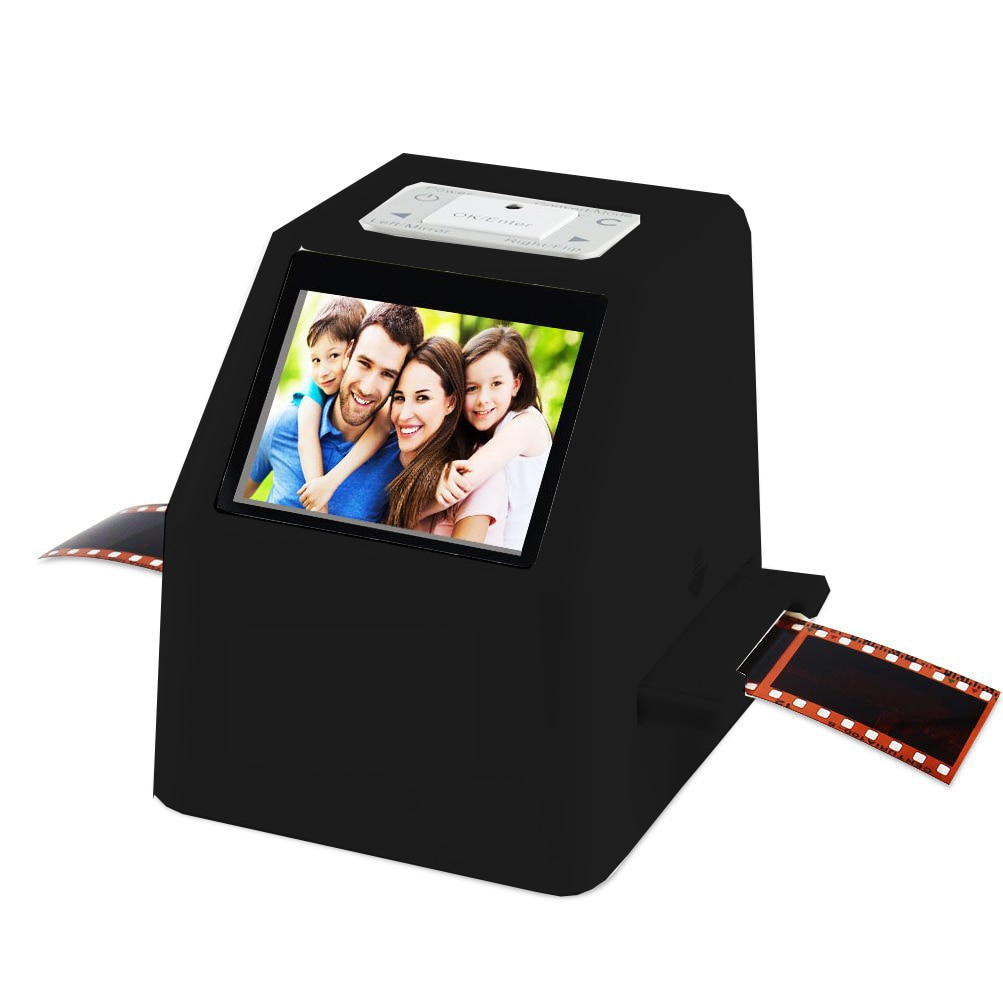 Winait Stocked MAX 22 MP digital film scanner with 2.4'' Color display