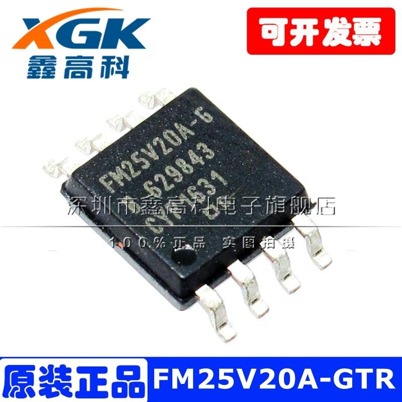 شحن مجاني FM25V20A-GTRSOP8ICFRAMRAM2MB 10 قطعة