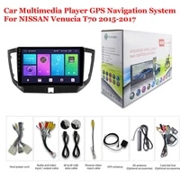 for nissan venucia t70 2015 2017 accessories car android multimedia player radio 10inch ips screen stereo gps navigation system