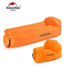 Naturerandonnée Anti-Air extérieur Portable étanche gonflable Air canapé Camping plage canapé pliable chaise longue NH18S030-S
