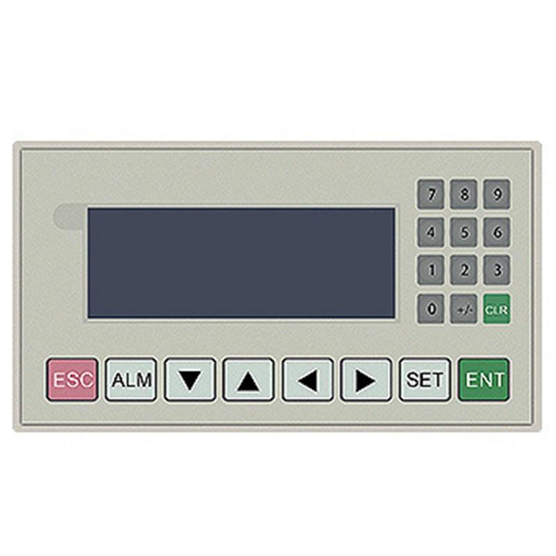 TOP OP320-A V8.0Q MD204L 4,3 pulgadas Pantalla de texto HMI soporte 232 485 puertos de comunicación nueva oferta OP320-A-S
