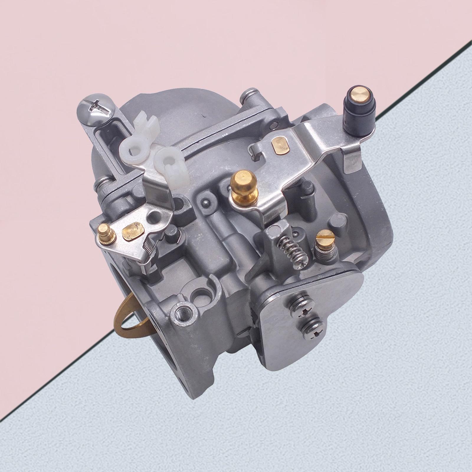 Replacements Carburetor Fit for Yamaha 3-cylinder 85 HP 2-Stroke Outboard Engine Motors enlarge