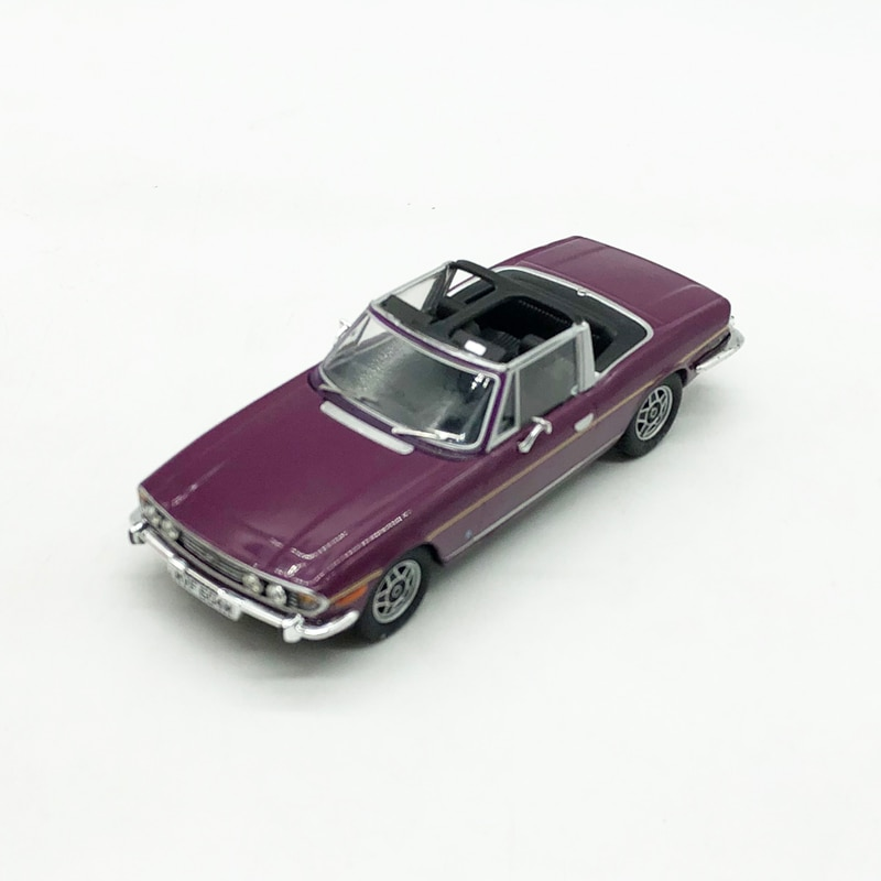 CORGI vanguardias TRIUMPH STAG triunfo dólares colección 1/43 modelo de coche