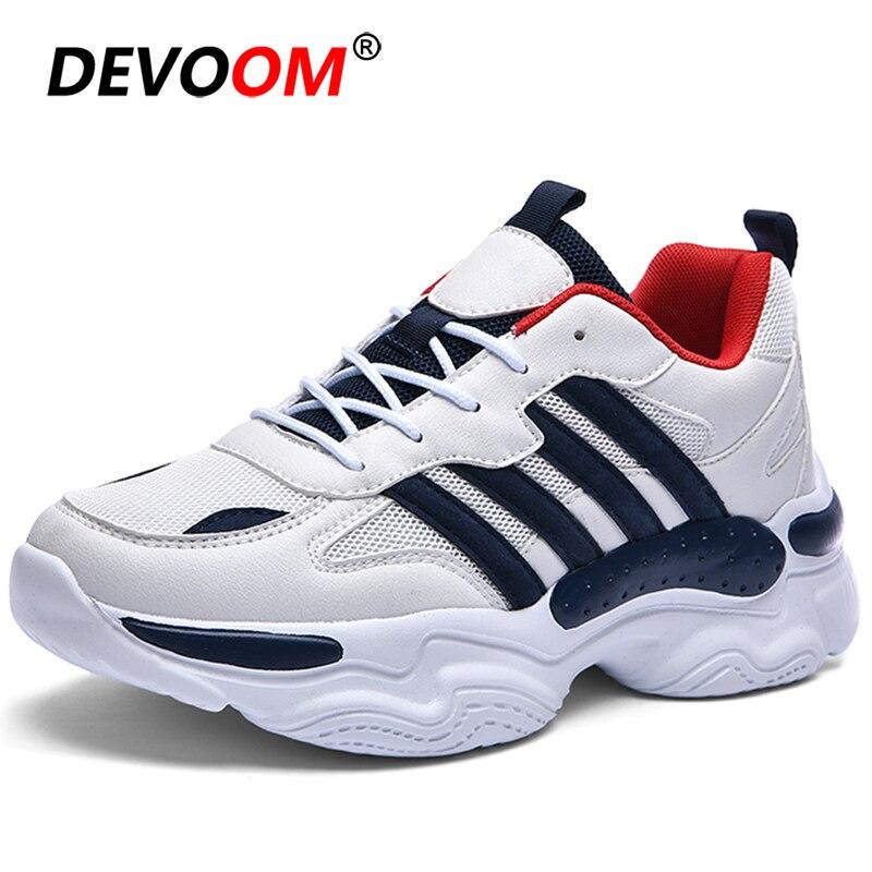 Moda 2020, zapatos casuales para Hombre, Zapatillas gruesas, zapatos de diseñador para Hombre, Zapatillas transpirables para Hombre, zapatos Triple s