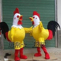rooster mascot costume cock cosplay furry suits party game fursuit cartoon dress outfits carnival halloween xmas easter ad