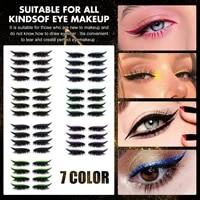 4 pairs 3d faux mink lashes natural long false eyelashes fluffy soft wispy volume makeup dramatic false eyelashes makeup eyelash