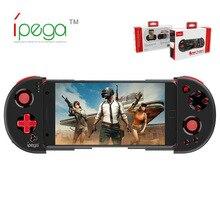 Ipega PG-9087 Bluetooth Gamepad para Android/IOS teléfono inteligente PG 9087 controlador de juegos extensible para tableta PC Android Tv caja