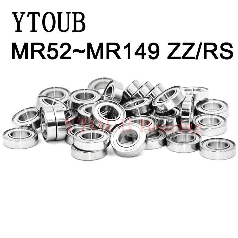 10pcs-m52-to-mr149-high-quality-miniature-bearings-mr62-mr63-mr74-mr83-mr84-85-mr93-mr95-mr105-mr106-mr115-mr126-mr128-mr148-zz
