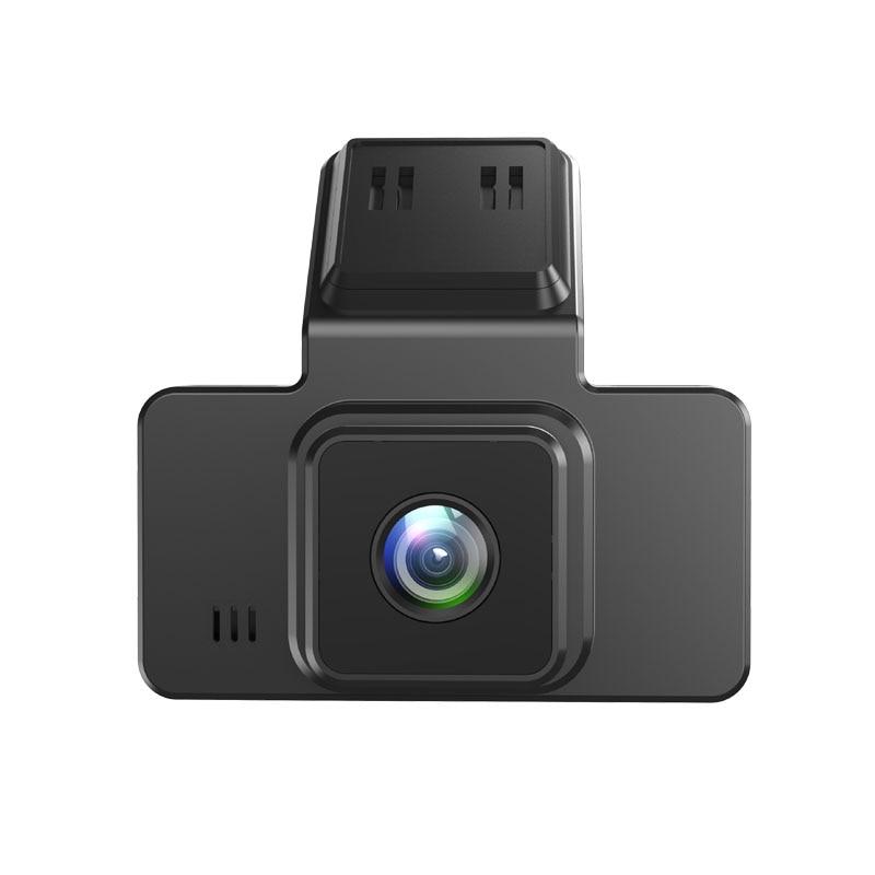 Автомобильная мини камера anyket A19 WI-FI Dash Cam передние и задние 1440P 2 Камера с двумя объективами Автомобильный Регистраторы DVR смарт Грузовик Авт...
