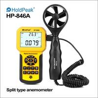 BENETECH Measuring Instrumen Anemometer Digital Wind Speed Temperature Tester USB Interface GM8903 0~30ms Anemometer Wind Sensor