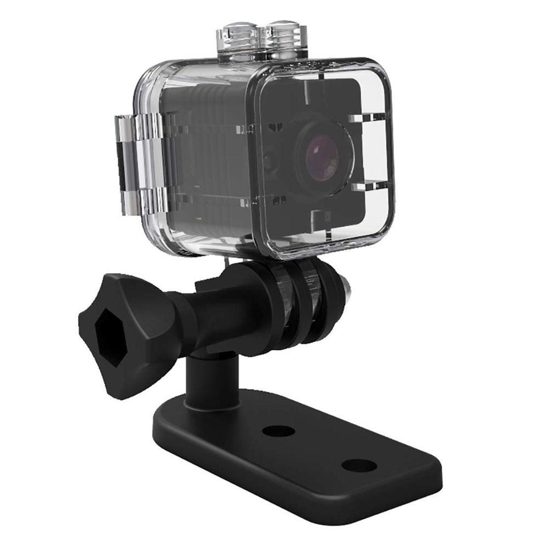 1080P SQ12 Mini Cam FULL HD Wireless Camera Intelligent Monitoring Equipment Remote Network Camera Wifi Camera Night Vision
