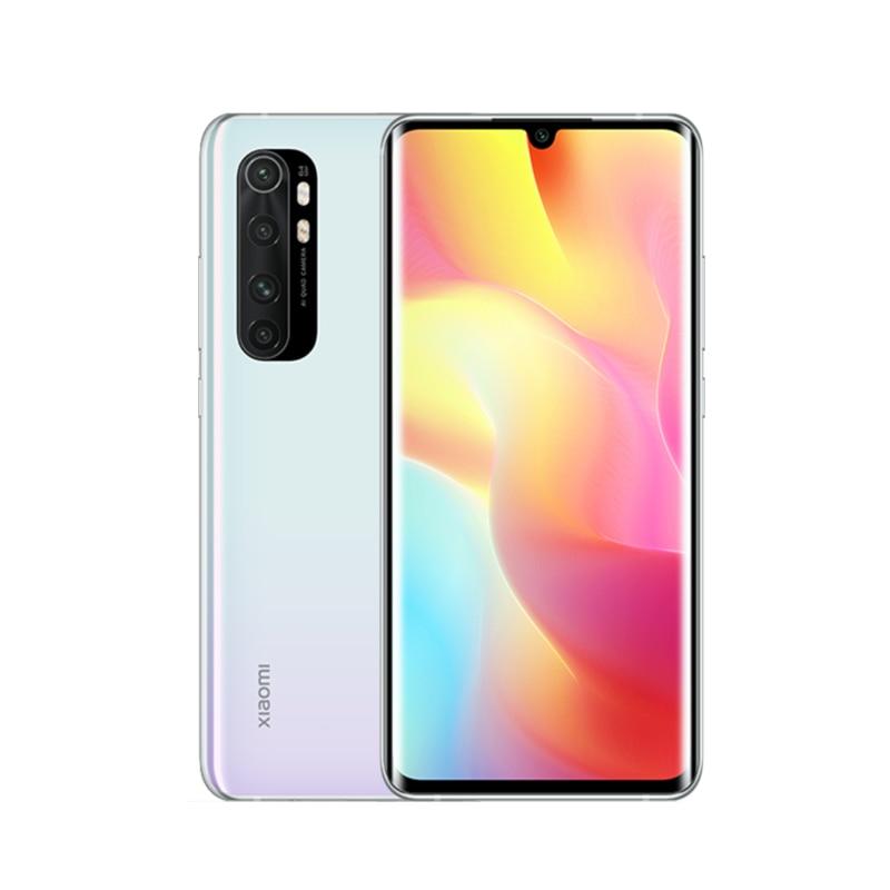 Фото2 - Смартфон Xiaomi Mi Note 10 Lite, 6 ГБ, 128 ГБ, Восьмиядерный процессор Snapdragon 730G, экран 6,47 дюйма, 5260 мАч