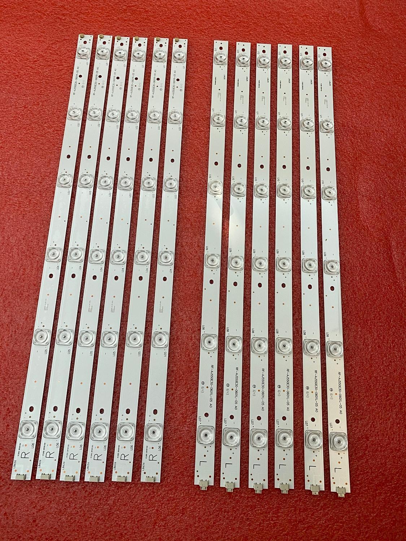 LED الخلفية قطاع (12) لشارب LC-55CFE6241K LC-55CFE6241E LC-55CUF8472ES LC-55CUF8372ES 55CUF8372KS LC-55CFE6452E 55CUG8462E