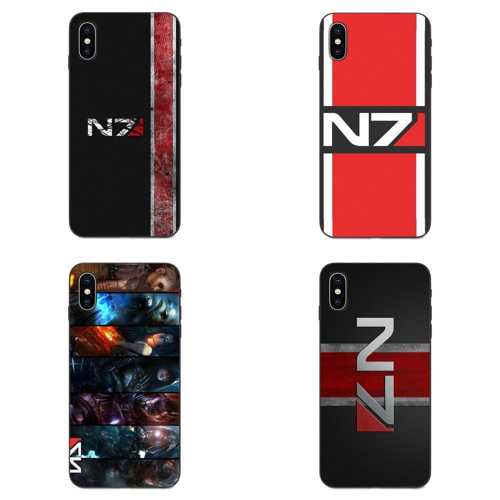 Hot N7 Mass Effect 3 Para Huawei Honor 5A 6A 6C 7A 7C 7X8 8A 8C 8X9 9X10 10i 20 Lite Pro Diy Desenho TPU