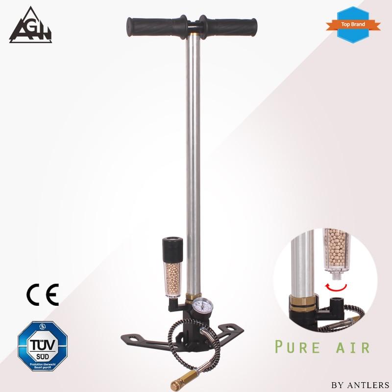 New 4500PSI 30mpa Airgun air Rifle High Pressure Pcp Hand Pump with Dry Air System filter airsoft Paintball pump not hill pump