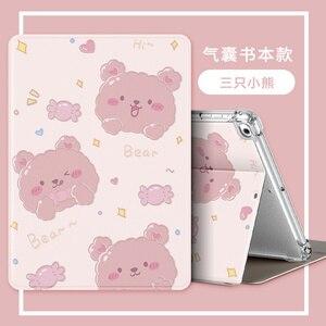 Case for iPad Pro 11 2018 10.5 2019 10.2 2018 2017 9.7 Mini 5 Air 3 10.5 7th 6th 5th Generation mini 3 4 5 Smart Airbag Cover