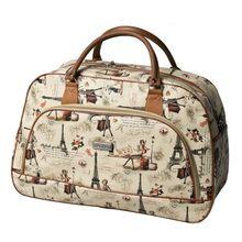 2019 mode voyage bagages sac de nuit femmes Weekender stockage continuer voyage polochon sacs