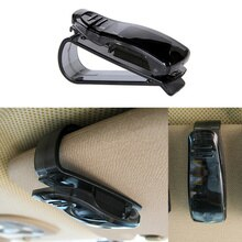 Car Accessory Sun Visor Sunglass Glasses Clip Ticket Holder Stand for Mitsubishi Asx Outlander Lancer EX Pajero Evolution Eclips