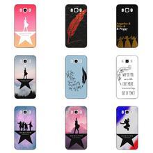 Hamilton Musical Lyrique TPU Pour LG K50 Q6 Q7 Q8 Q60 X Power 2 3 Nexus 5 5X V10 V20 V30 V40 Q Stylus