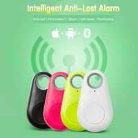 Мини смарт-метка, GPS-трекер, Беспроводная Bluetooth сигнализация против потери, кошелек, поиск ключей, локатор для домашних животных, детская сум...