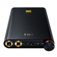 Усилитель для наушников Fiio Q1 Mark II/ FQ1222, ЦАП DSD, для Iphone /iPad/ПК, 384 кГц/32 бит