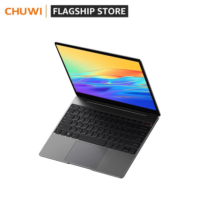 Get CHUWI GemiBook 2K IPS Screen 13inch Laptop Intel Celeron J4115 Quad Core 12GB RAM 256GB SSD  Backlit keyboard Windows10 system