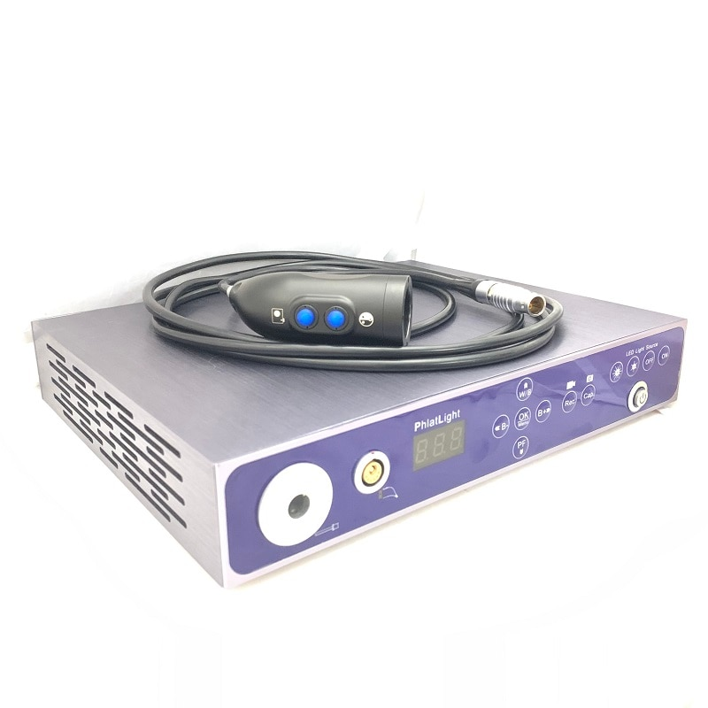 Endoscope light source 60W with Full HD camera,2 in 1 box. HD 1080p Medical  Camera System, Inspection Camera enlarge