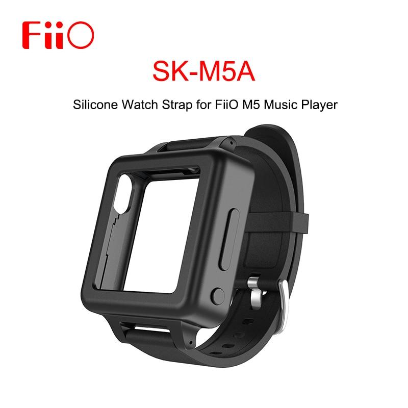 FiiO SK-M5A correa de reloj de silicona para reproductor de música M5