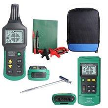 Portable professionnel fil câble Tracker métal tuyau localisateur détecteur testeur ligne Tracker tension 12 ~ 400V MS6818