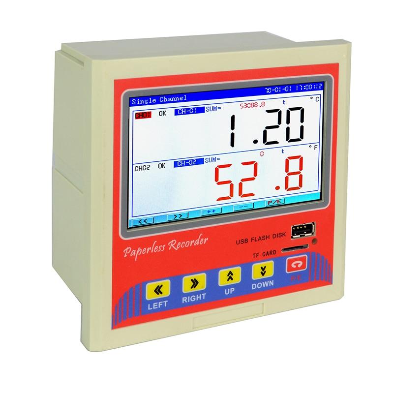 KH3000G: Universal Input Digital Room Temperature Recorder enlarge