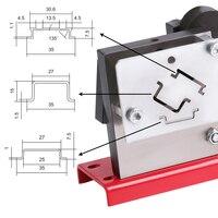 din rail cutter R310BEK din rail cutting tool R310EBK easy cut with measure gauge cut with ruler