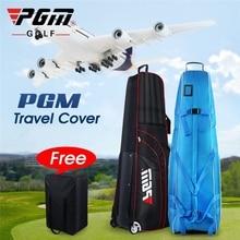 PGM Golf Aviation sac Portable Golf Air paquet rembourré sac de Golf pliable épaissir sac de voyage couverture avec roues D0073